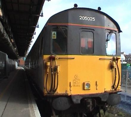 "15. ""Hastings Thumpers"" (Hastings to Ashford International & Return)"